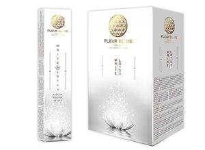 White Lotus wierook Fleur de Vie