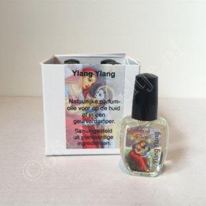 Spiritual Sky parfum ylang ylang