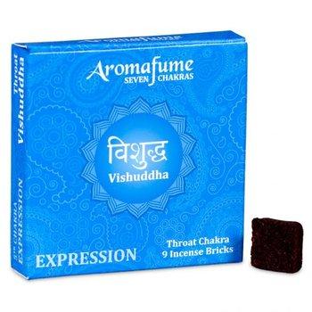 Aromafume 5e Chakra wierookblokjes