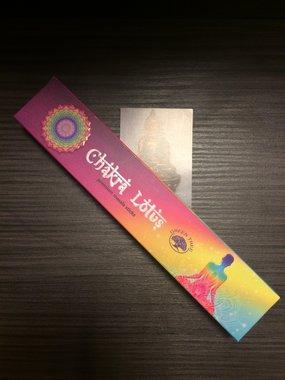 Chakra Lotus - 15 gram