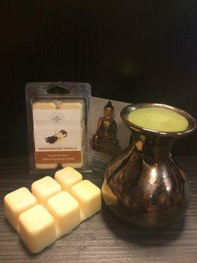 Madagascan vanille - waxmelts 6x80gram