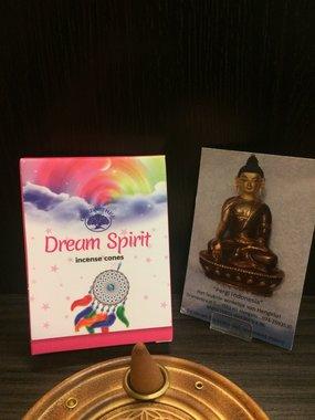 Dream Spirit wierookkegels