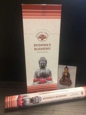 Buddha Blessing - hexagram