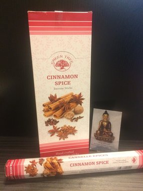 Cinnamon Spice - hexagram