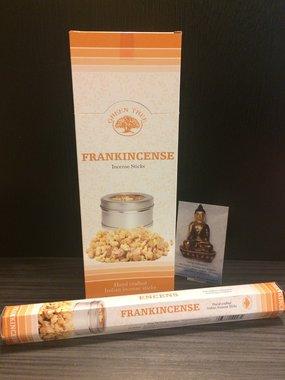 Frankincense - hexagram