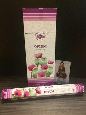 Opium - hexagram