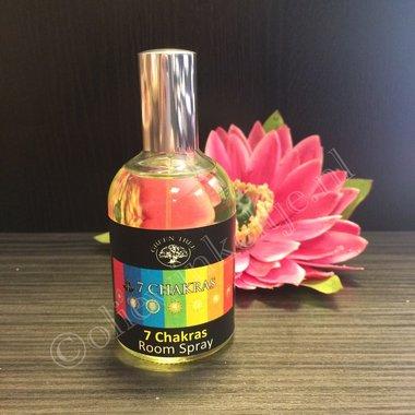 7 Chakra roomspray 100 ml