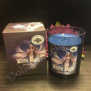 White Magic - geurkaars luxe