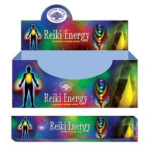reiki energy wierook