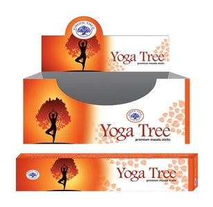 yoga tree wierook
