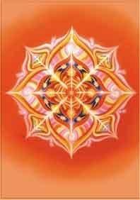 1e - Stuit chakra mandala