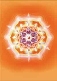 2e -Heiligbeen chakra mandala