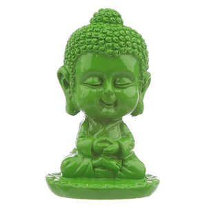 baby boeddha groen