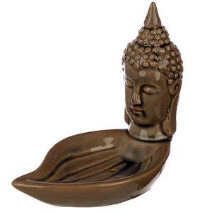 boeddha thai wierookbrander