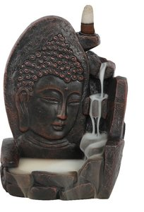 boeddha hoofd backflow wierookbrander