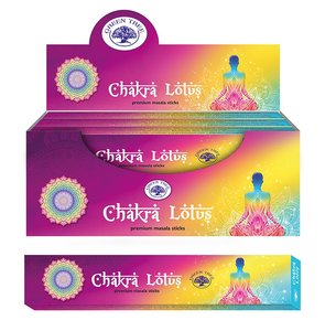 chakra lotus wierook