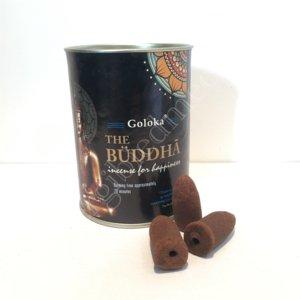 backflow wierookkegel the buddha