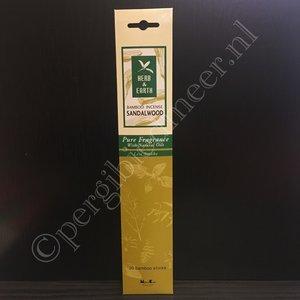 herb earth wierook sandalwood