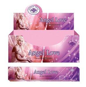 Angel love wierook