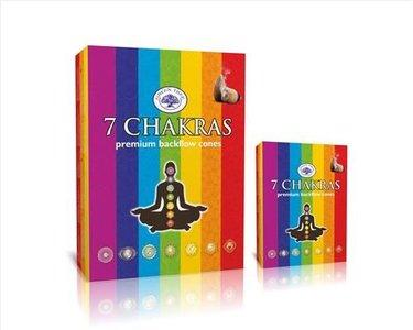 7 chakra backflow wierook