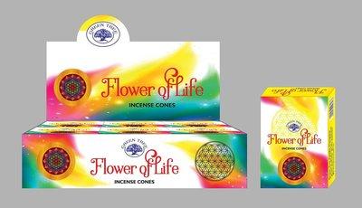 flower of life wierook kegels