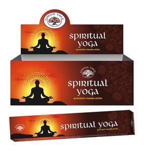 spiritual yoga wierook