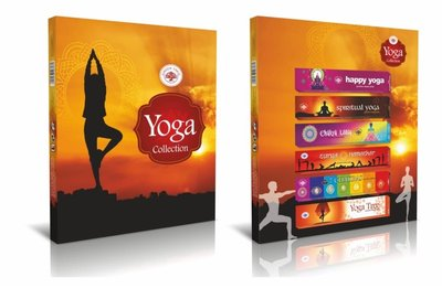 yoga collection wierook