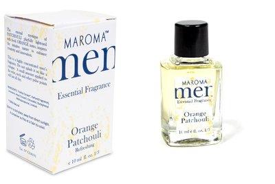 maroma men parfum patchouli orange