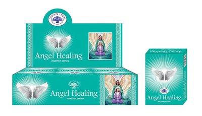 angel healing wierook kegels