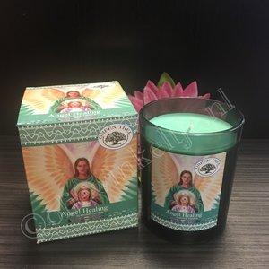 angel healing geurkaars