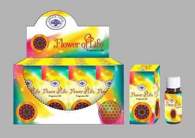 flower of life geurolie