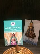 wierookkegels angel healing